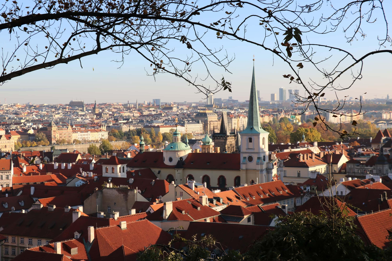 Walking Prague with Urban Adventures