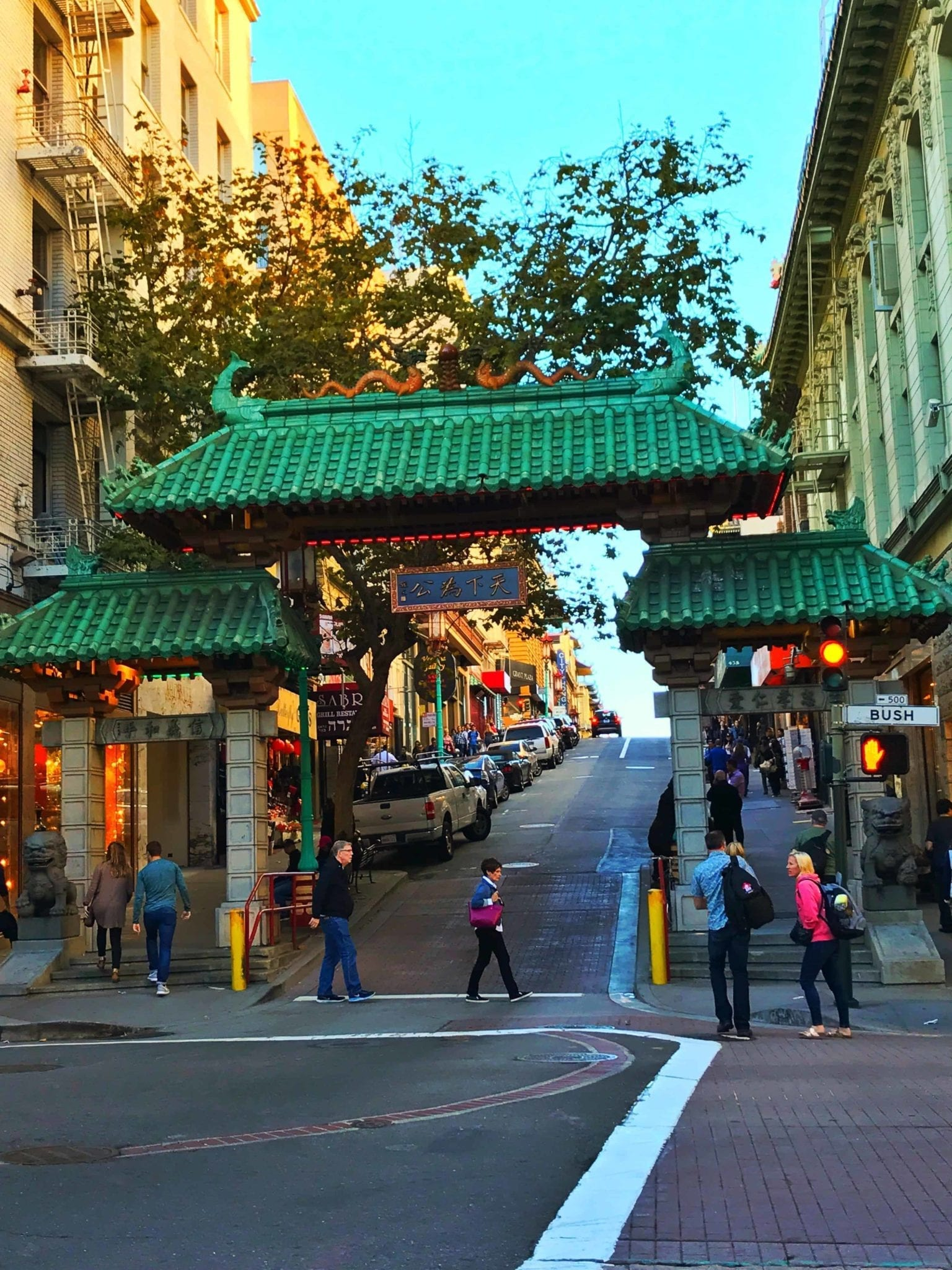 Four days in san francisco - Chinatown