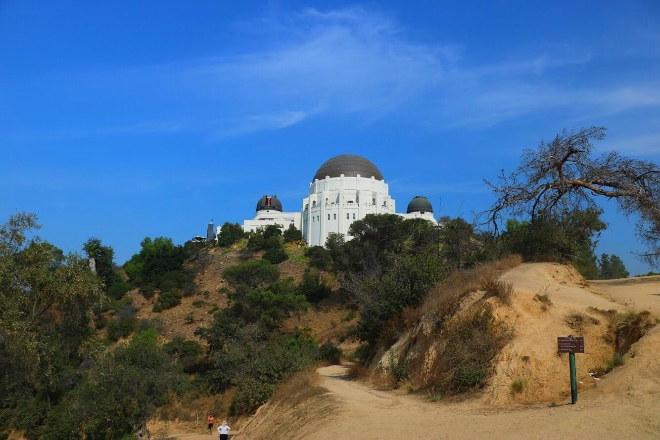 Free Things To Do In LA - The Griffith Observatory