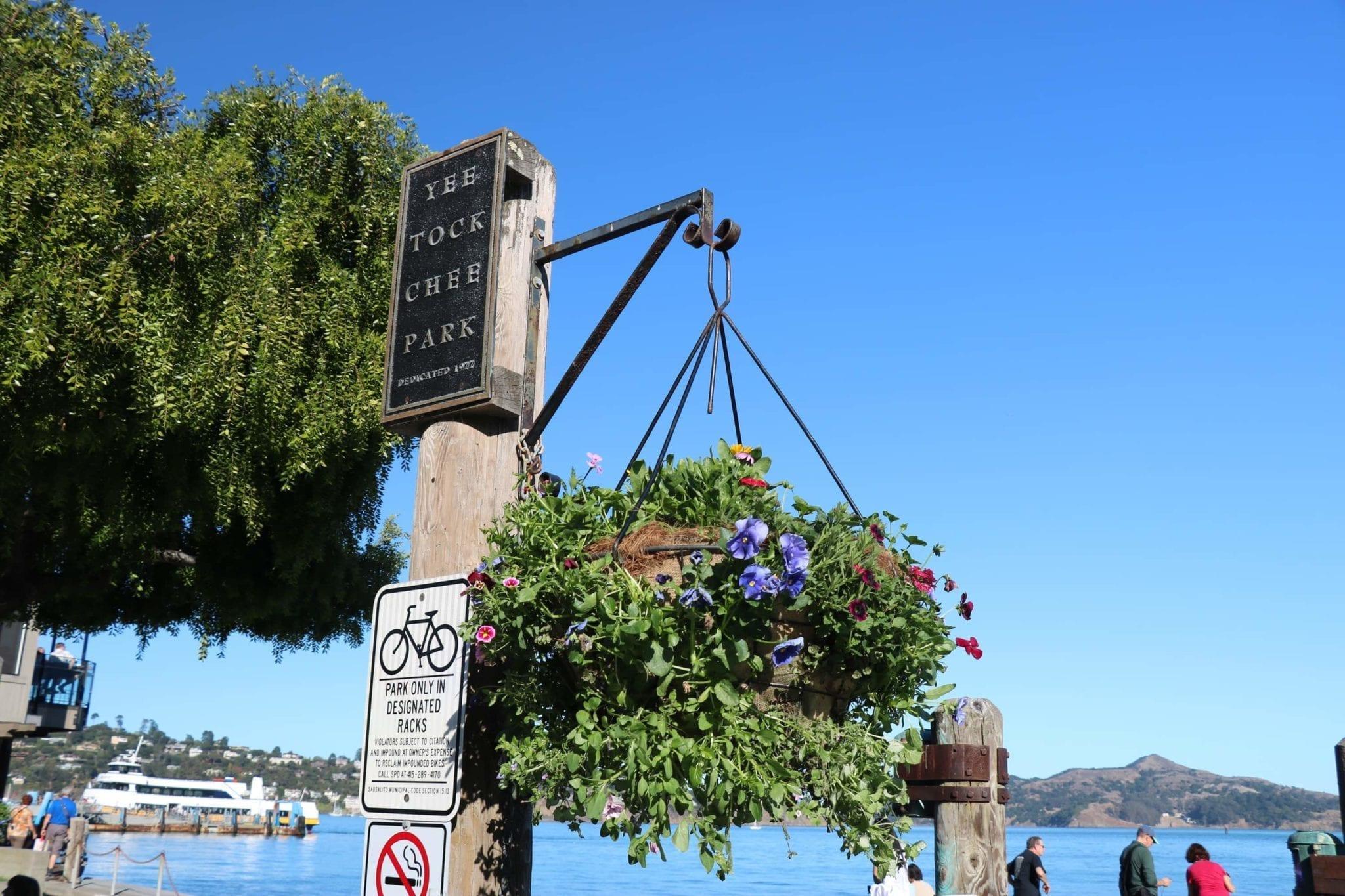 Four Days In San Francisco - Sausalito