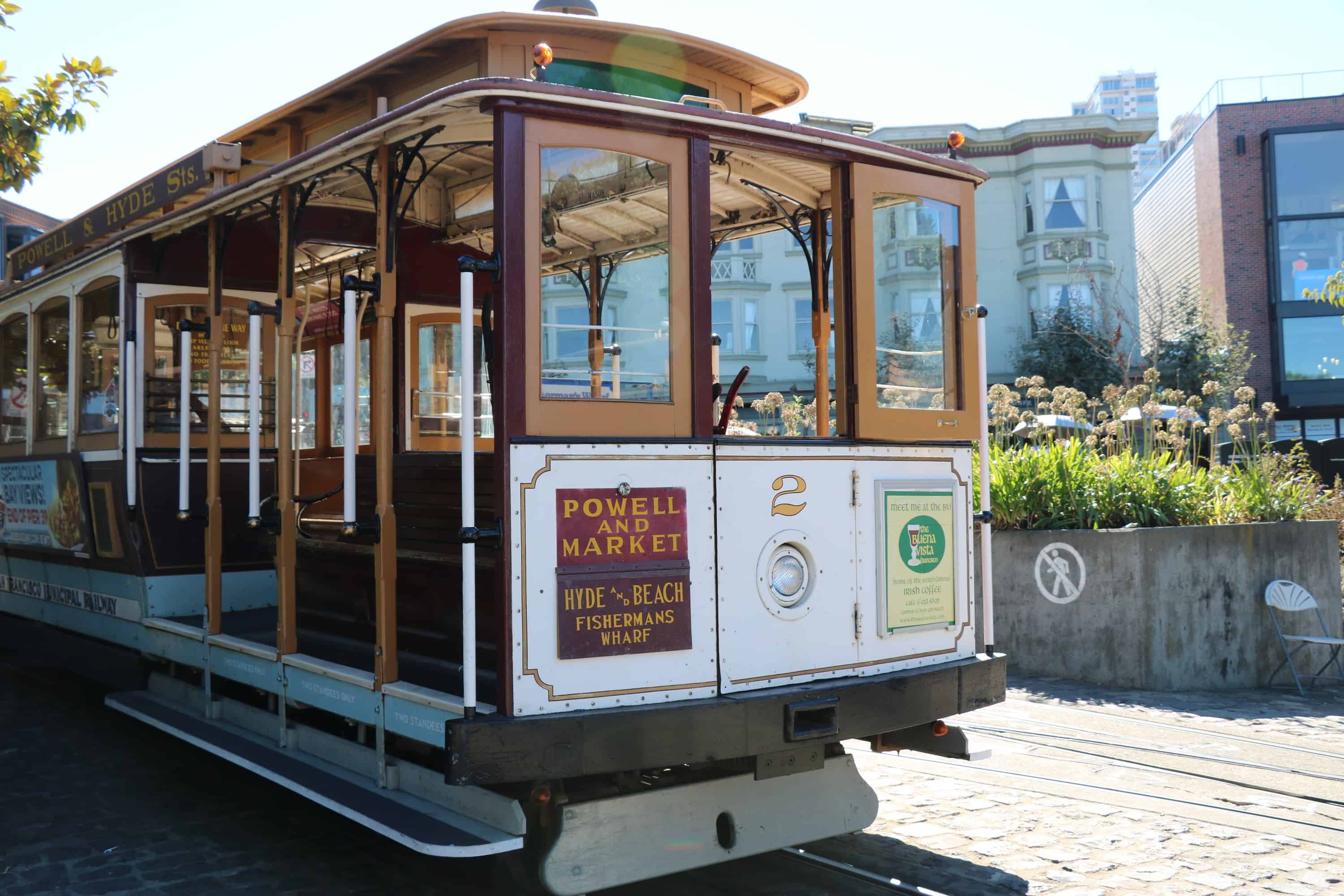 Four days in san francisco - Cable Car