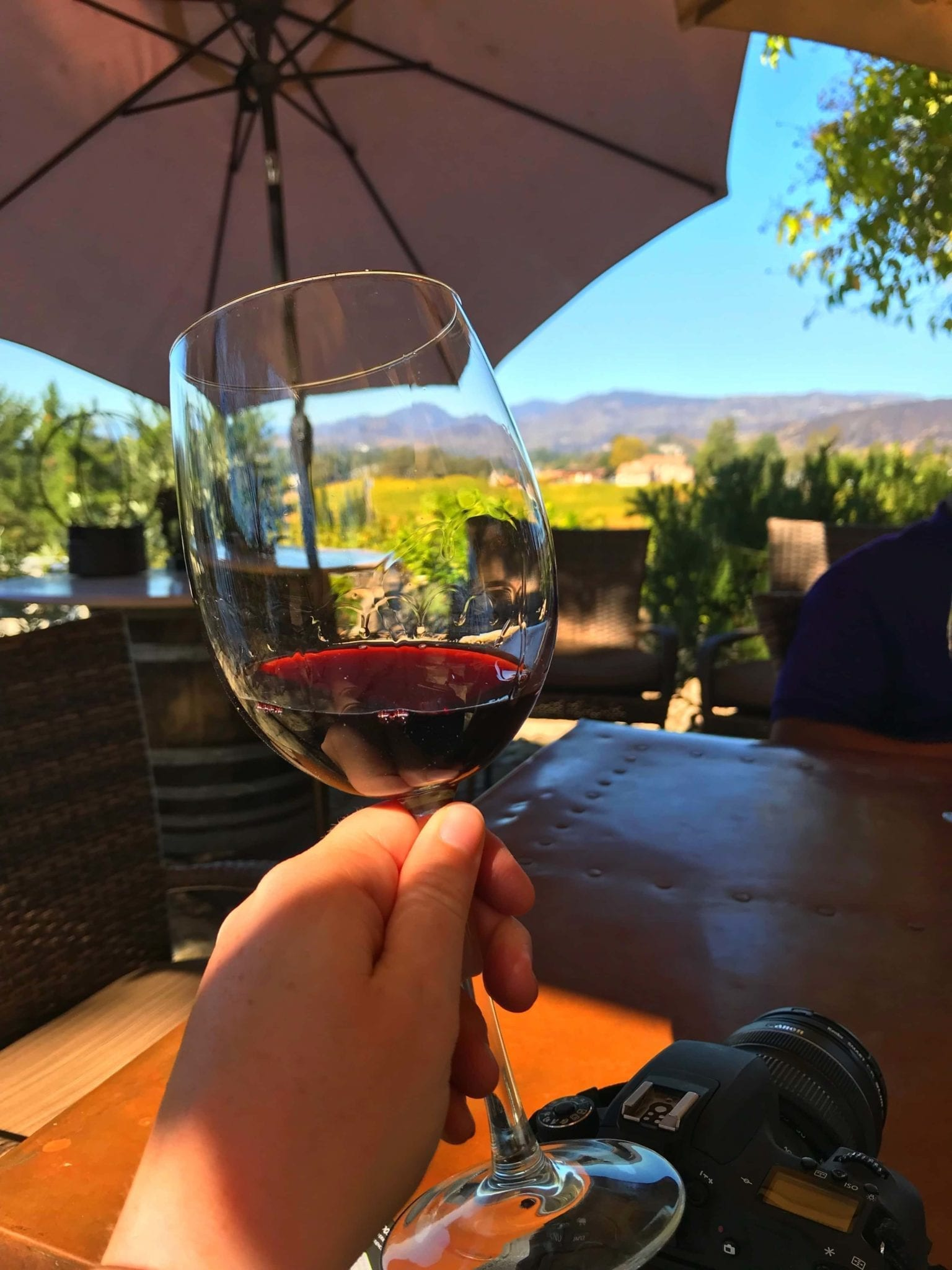 Discovering Napa Valley - Maroon Wines