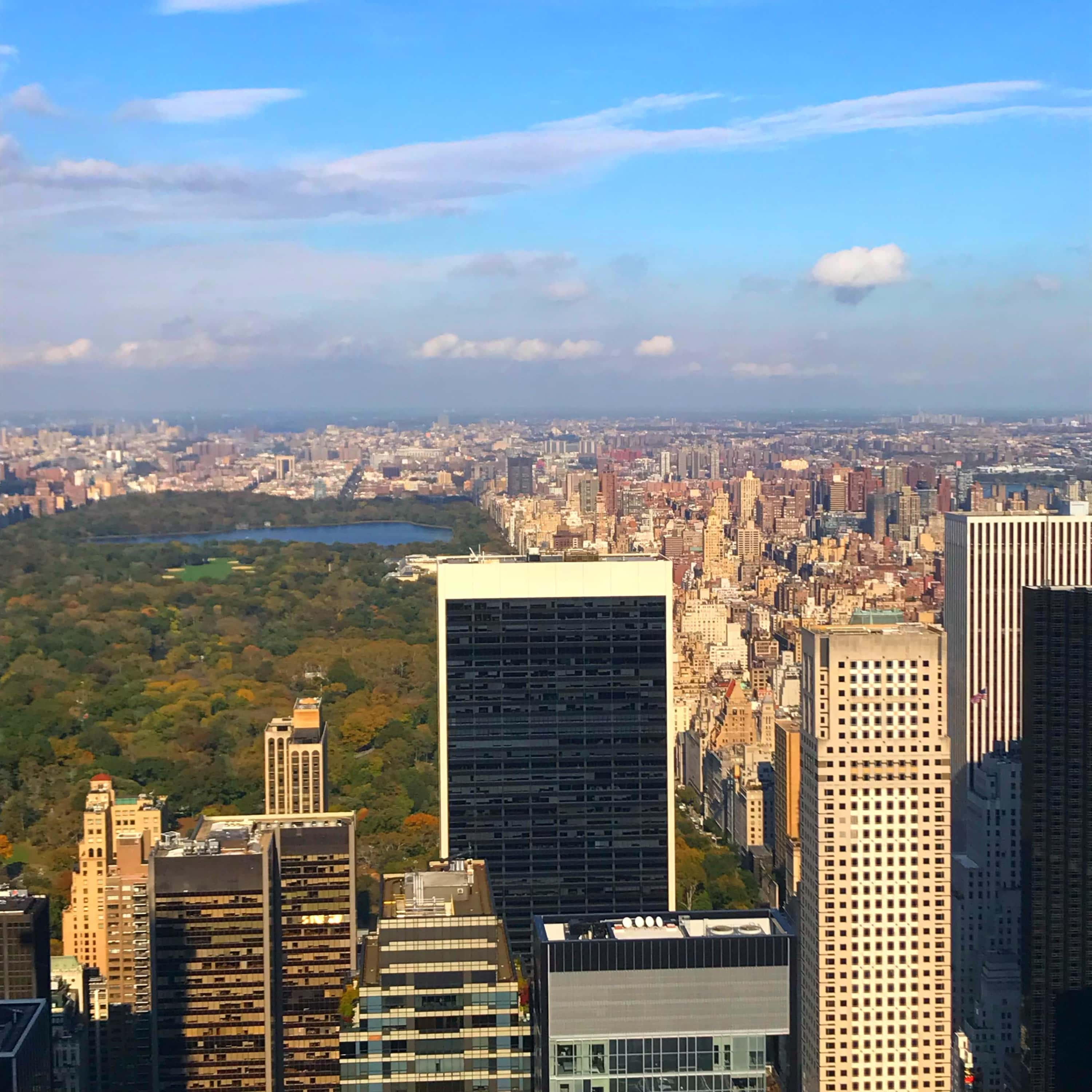 New York - Top of the Rock